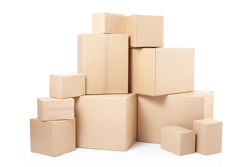 Stock size boxes